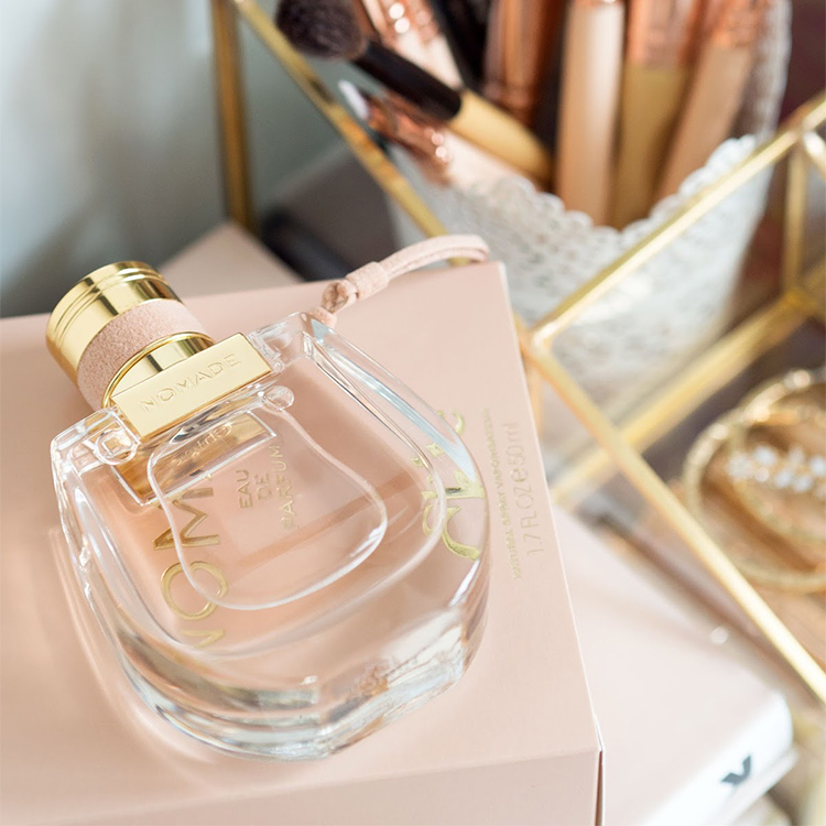 Nước Hoa Nữ Chloé Nomade - Eau De Parfum 5