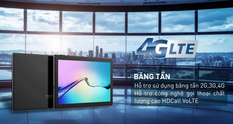 Máy Tính Bảng Masstel Tab 10 4G - Hàng Chính Hãng