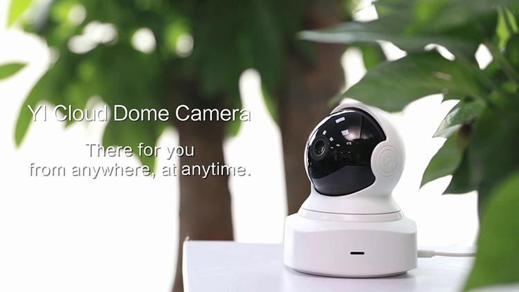 Camera Quan Sát Yi Cloud Dome 1080P 360 Độ Quốc Tế - Hàng Chính Hãng