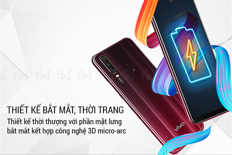 Điện Thoại Vivo Y15 - Hàng Chính Hãng