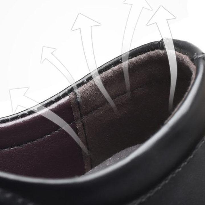 Giày da thật nam giày da nam cao cấp giày nam công sở sang trọng, phong cách thời trang giày da cao cấp giày nam mẫu mới mã 8867-A 18