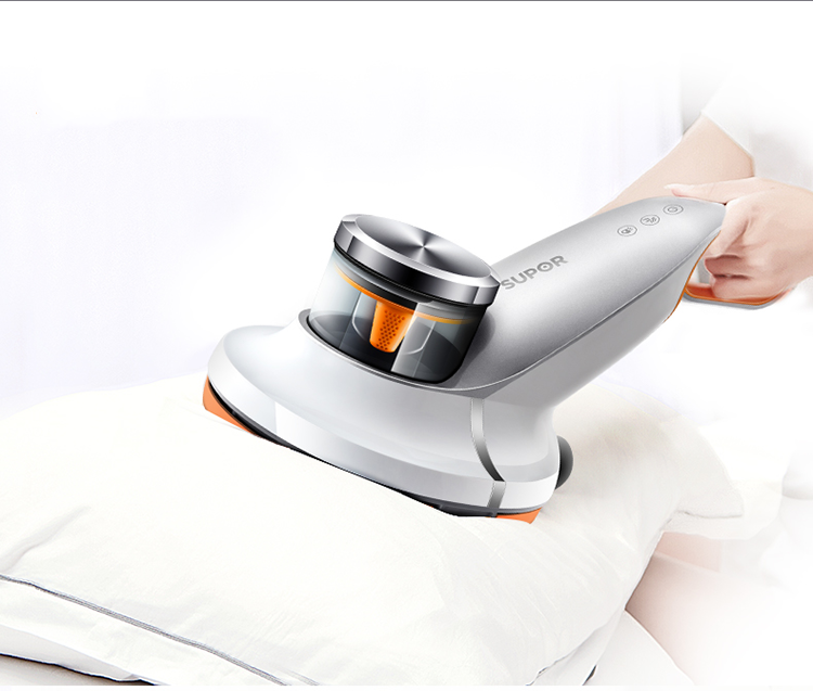 Supor (SUPOR) VCS25A-05 vacuum cleaners household small bed except mite meter UV sterilization hand-held mites