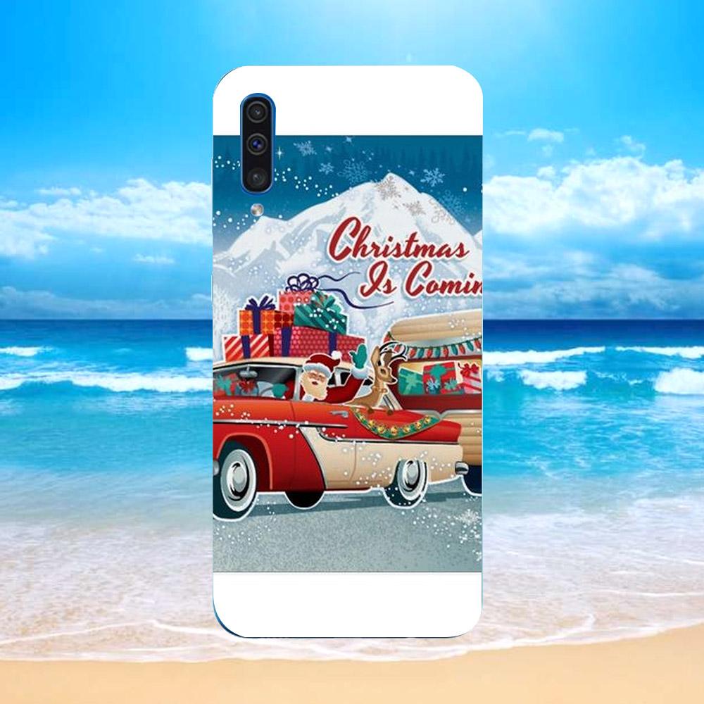 Ốp lưng cứng viền dẻo dành cho điện thoại Samsung Galaxy J2 Prime - giáng sinh đầm ấm MS GSDA008