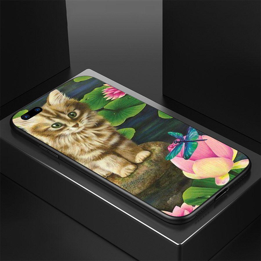 Ốp lưng cứng viền dẻo dành cho điện thoại Oppo A5/A3s - R11 - dễ thương muốn xỉu MS CUTE063