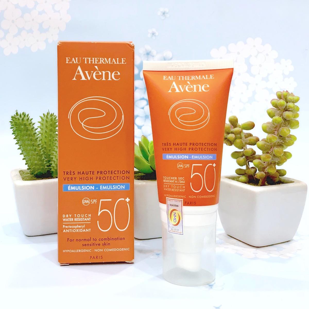 kem chống nắng Avene SPF50