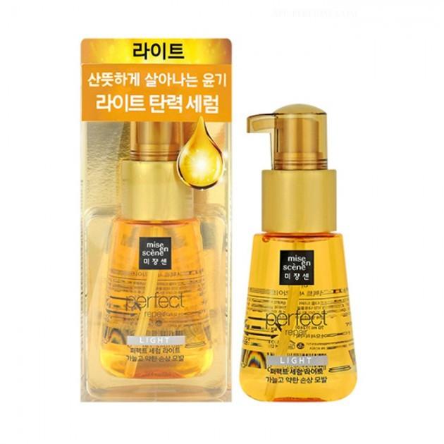 Serum Dưỡng Tóc Mise En Scene Hair Perfect Repair Serum Light (70ml)