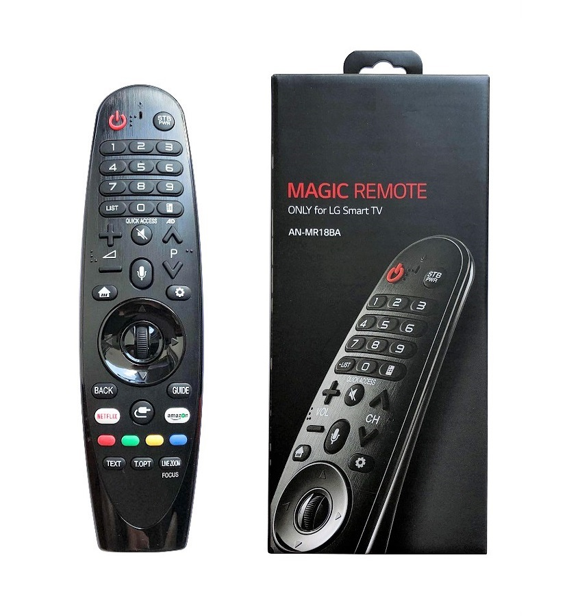 magic remote chuột bay điều khiển TV LG