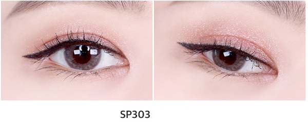 Phấn Mắt Nhũ Lime Color & Eyes Single Shadow 1.4g 13