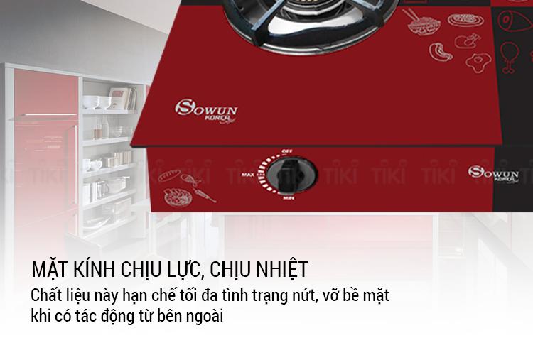 Bếp Gas Dương Sowun SWP915 - Hàng Chính Hãng