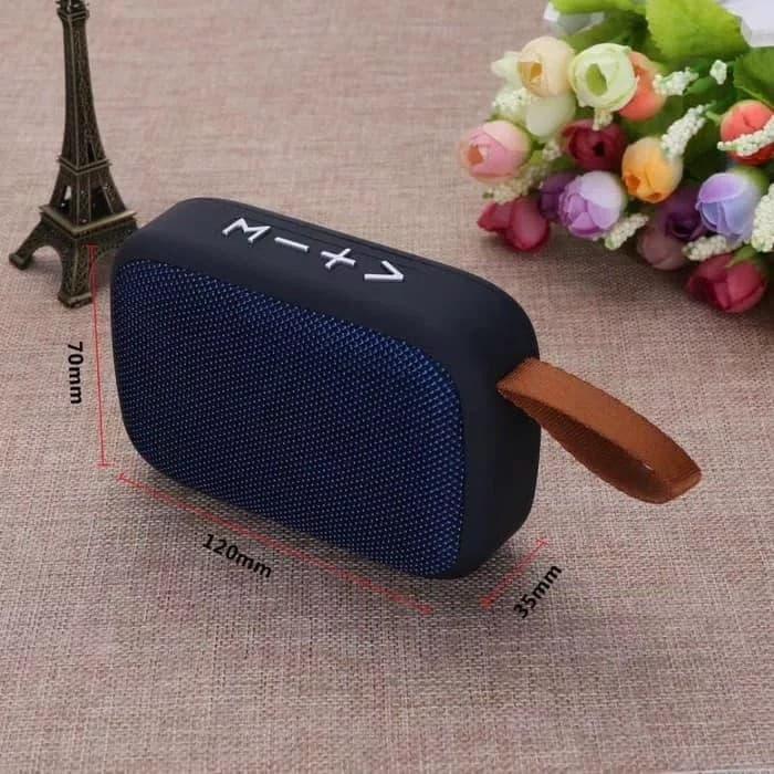 loa bluetooth charge g2 mini am thanh cuc chat