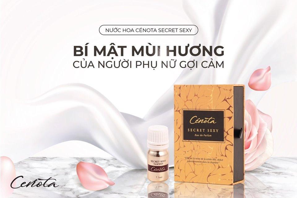 Combo Dung dịch vệ sinh Cenota - Nước hoa vùng kín Cenota CHÍNH HÃNG - 0988370656