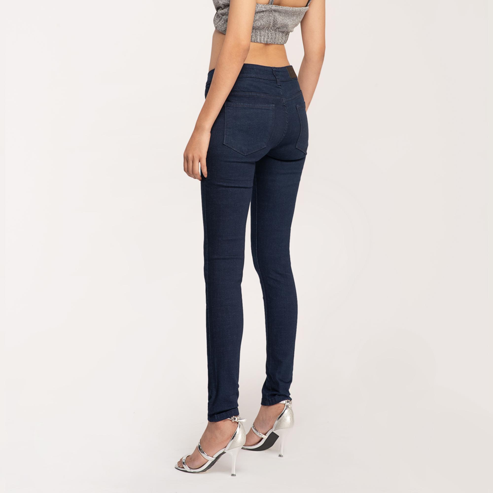 Quần Jean Nữ Skinny Lưng Vừa Aaa Jeans Có Nhiều Màu Size 26 - 32 21