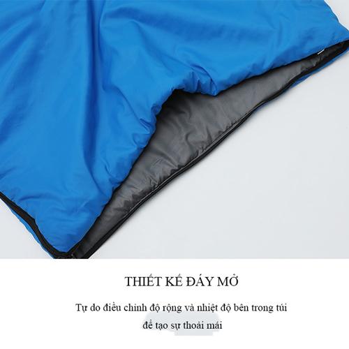 Túi ngủ đơn siêu mềm mịn cho dân văn phòng 4