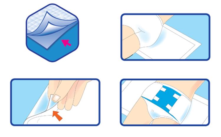 Tấm Đệm Lót Caryn Mỏng Nhẹ XL14 (14 Miếng)