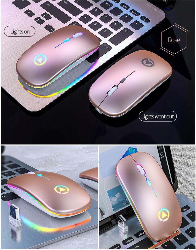 Chuột Wireless Fantech MX Master (Cổng sạc MICRO USB - Có Thể Sạc Lại) - Hàng Chính Hãng VN A 6