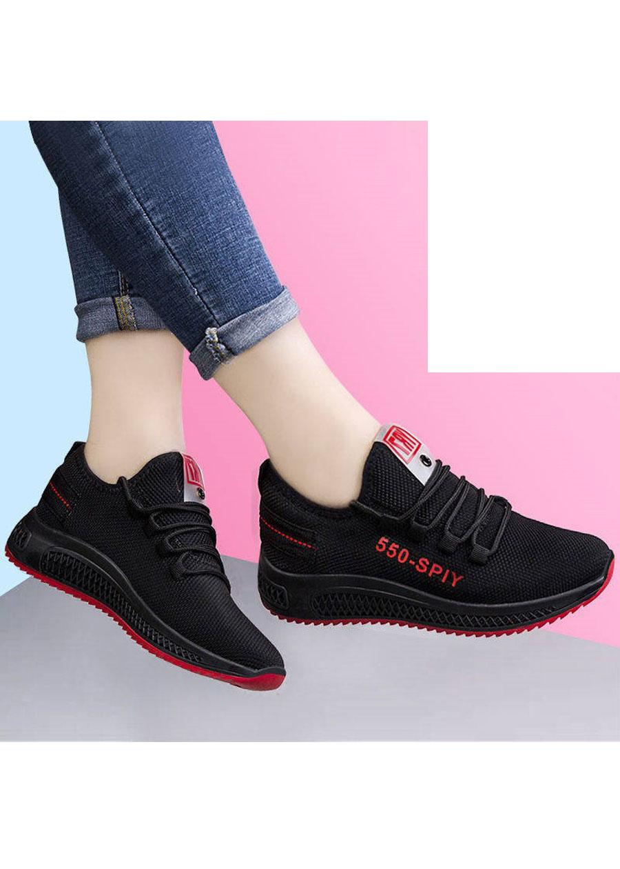 Giầy sneaker nữ phong cách thể thao buộc dây 202 3