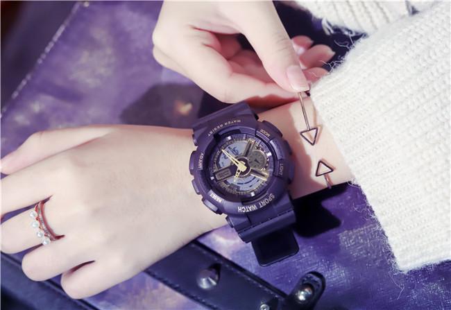 Đồng hồ thể thao nam chống nước cao cấp phong cách Hàn Quốc 2