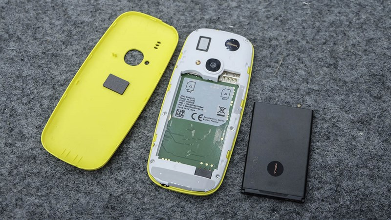 Điện thoại Nokia 3310 Dual Sim - Hàng Chính Hãng