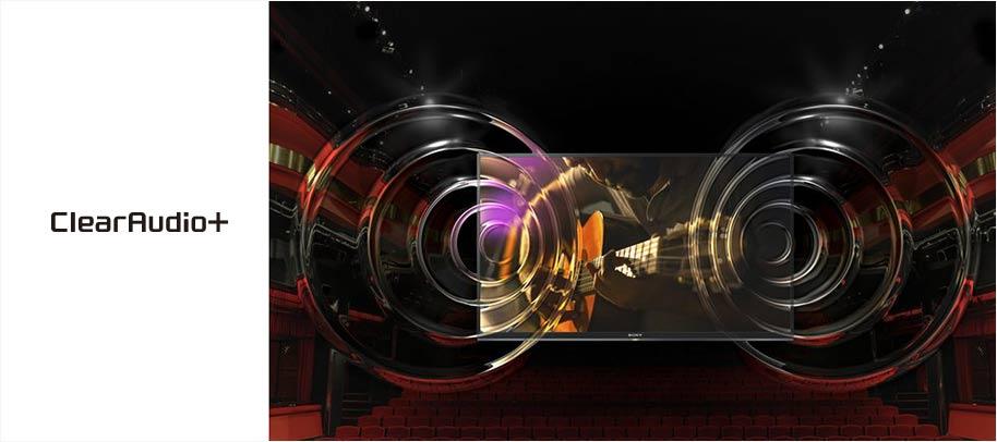 Smart Tivi Sony 43 inch KDL-43W800G - Hàng chính hãng