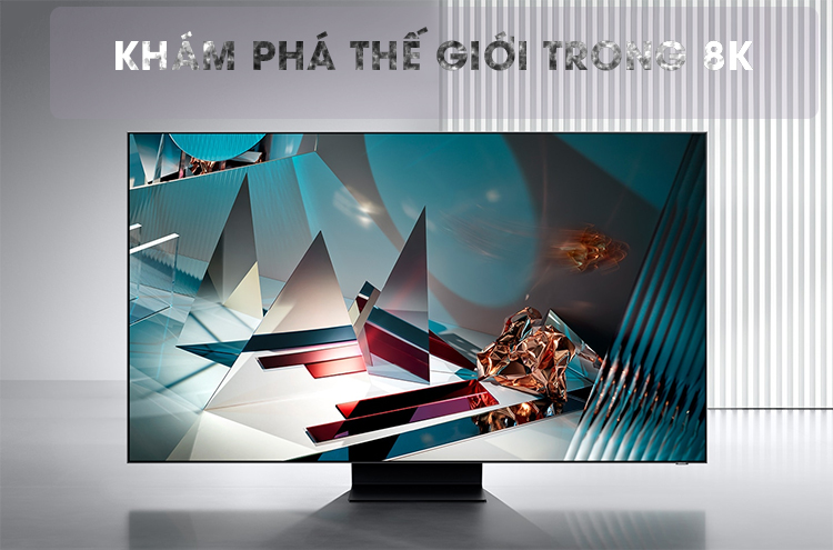 Smart Tivi QLED Samsung 8K 82 inch QA82Q800TA