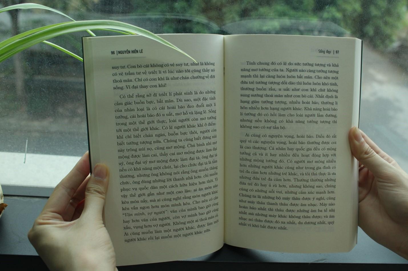 Sống Đẹp: Nghệ Thuật Sống Trọn Vẹn - Nguyễn Hiến Lê