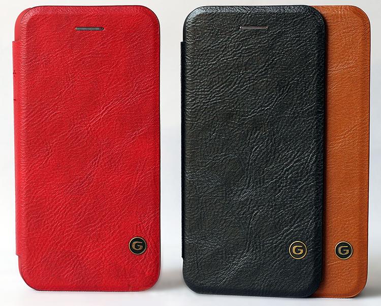 Bao Da Dành Cho iPhone 6 /6s Trơn Màu G-Case