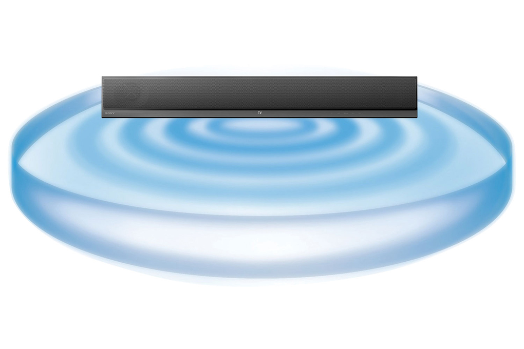 Loa thanh soundbar 2.1 Sony  HT-CT390