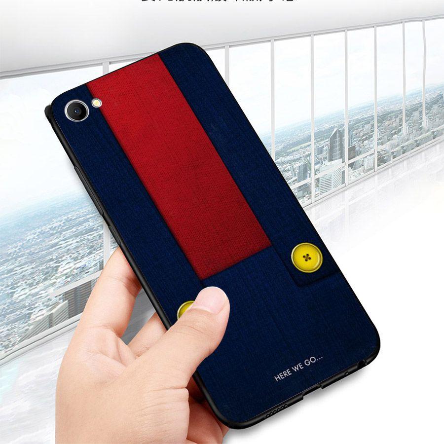 Ốp điện thoại dành cho máy Oppo A83/A1 - super mario MS MARIO006