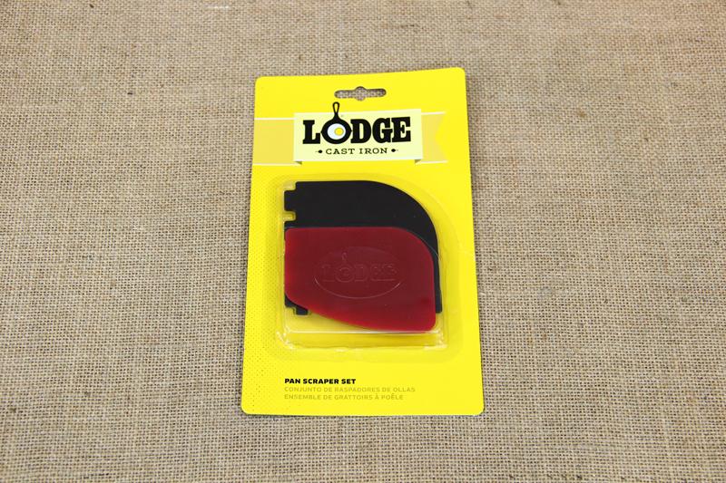 Bộ vệ sinh chảo gang Lodge