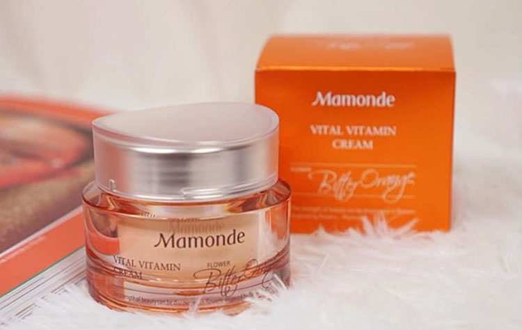 Mamonde Vital Vitamin Cream 50ml)