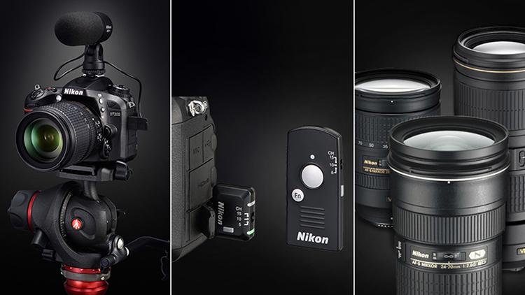 Nikon D7200 Kit 18-140mm (VIC Nikon)