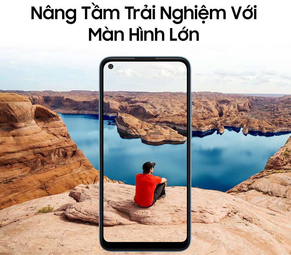 Điện Thoại Samsung Galaxy A11 (32GB/3GB) - Hàng Chính Hãng