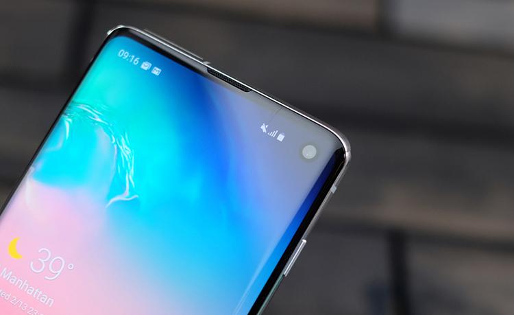 Điện Thoại Samsung Galaxy S10 Plus (128GB/8GB) - Hàng Chính Hãng