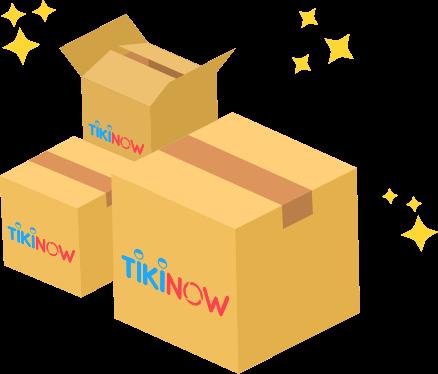 Dịch Vụ TikiNOW (Gói 1 Năm)