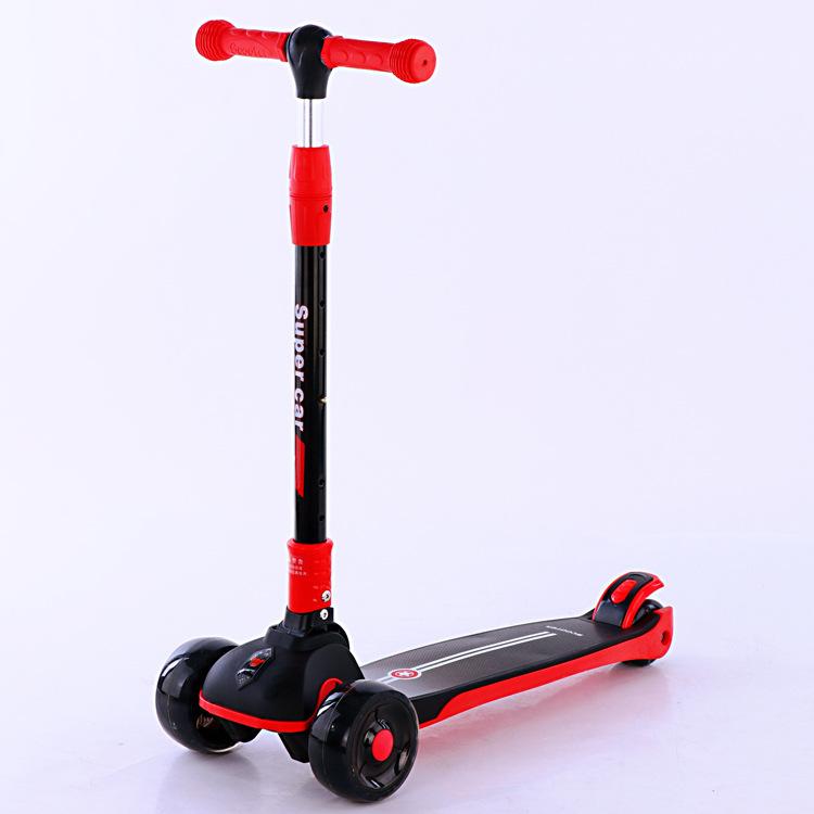 Xe Trượt Scooter 3 Bánh Cho Bé - Kiểu mới ( Giao Ngẫu Nhiên Mẫu) 1