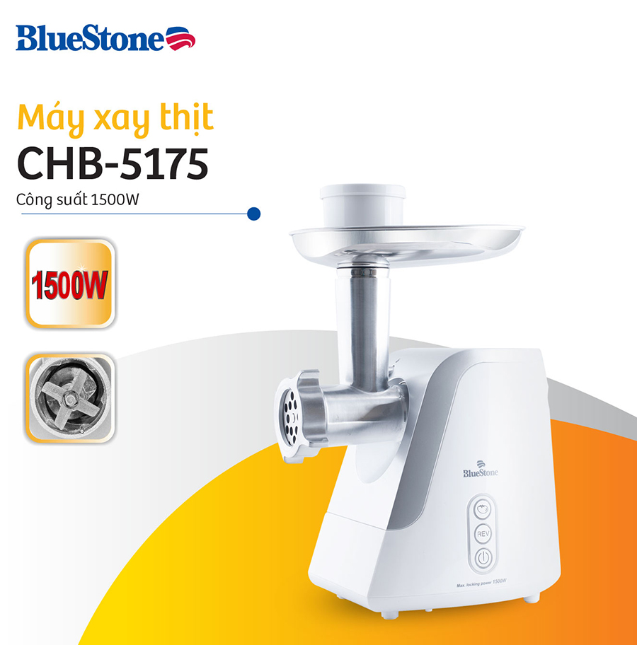 Máy Xay Thịt Bluestone CHB-5175