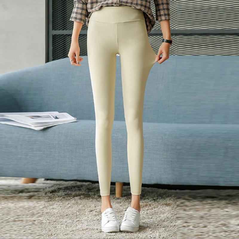 Quần nữ legging chất liệu cao cấp ôm dáng 9100157 4