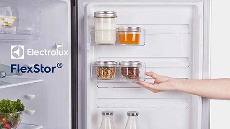 Tủ Lạnh Inverter Electrolux EBB2802H-H (250L) - Hàng chính hãng = 6.779.000đ