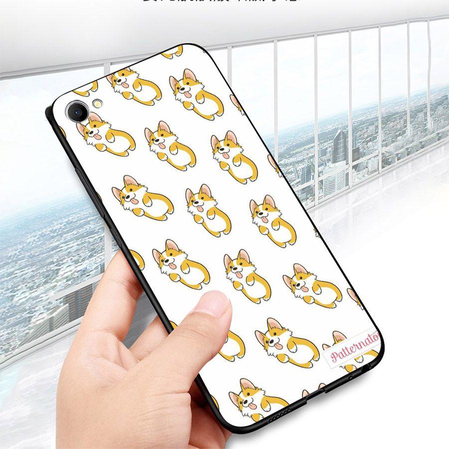 Ốp điện thoại dành cho máy Oppo A83/A1 - mông to MS MONG016
