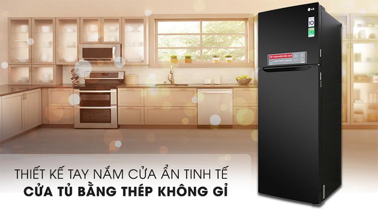 Tủ Lạnh Inverter LG GN-M315BL (315L)