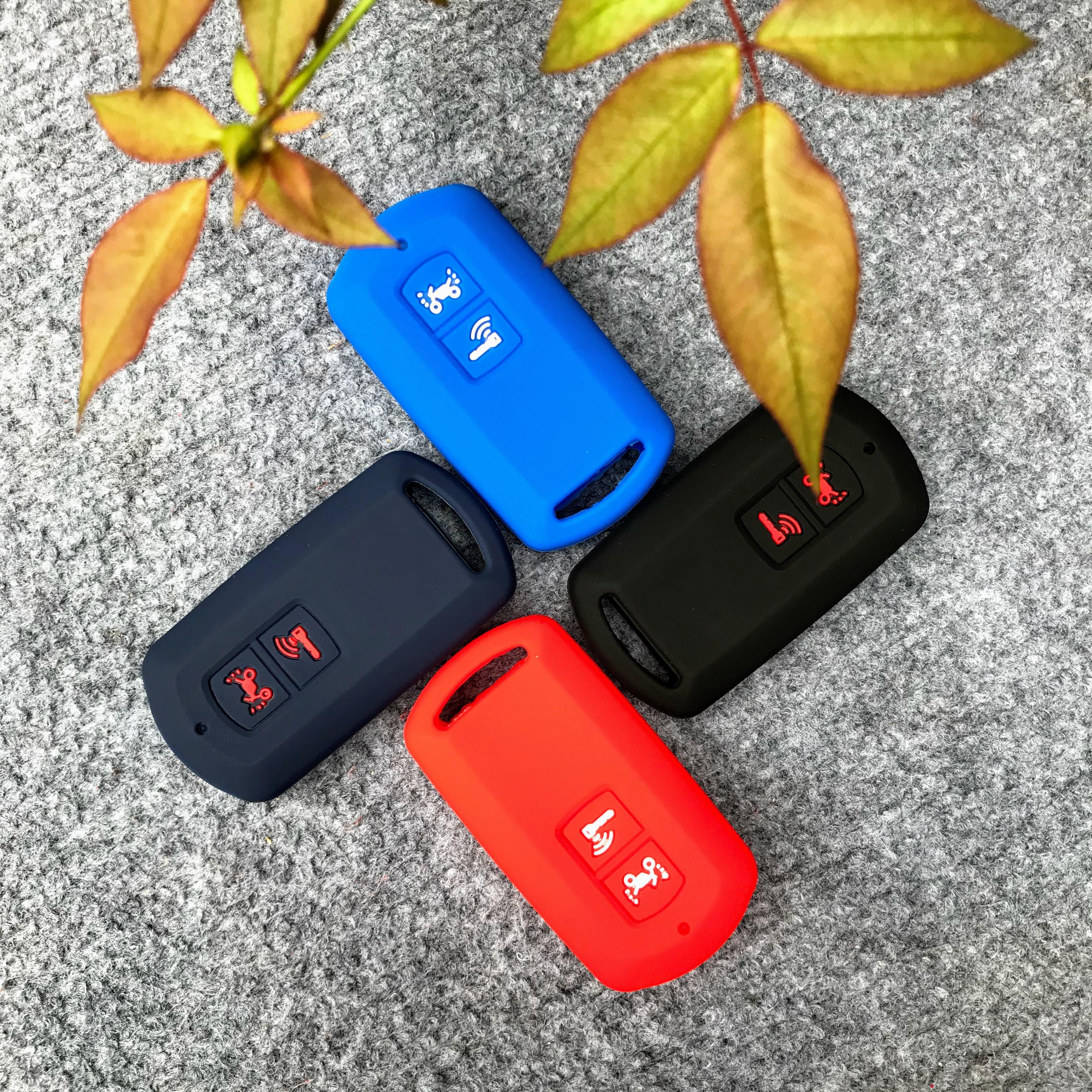 Bọc khóa Smartkey Honda Lead, Airblade, Vision, Vario 150 nhiều màu=57.966đ