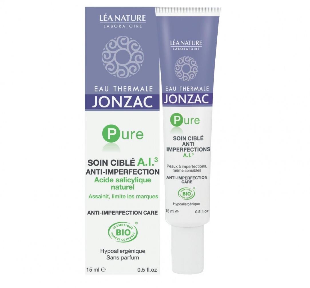 Gel Điều Trị Khuyết Điểm Eau Thermale Jonzac Pure Anti-Imperfection Care  15ml