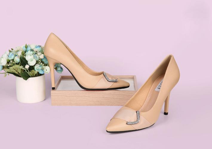 Giày nữ cao cấp ELLY EGM95 1
