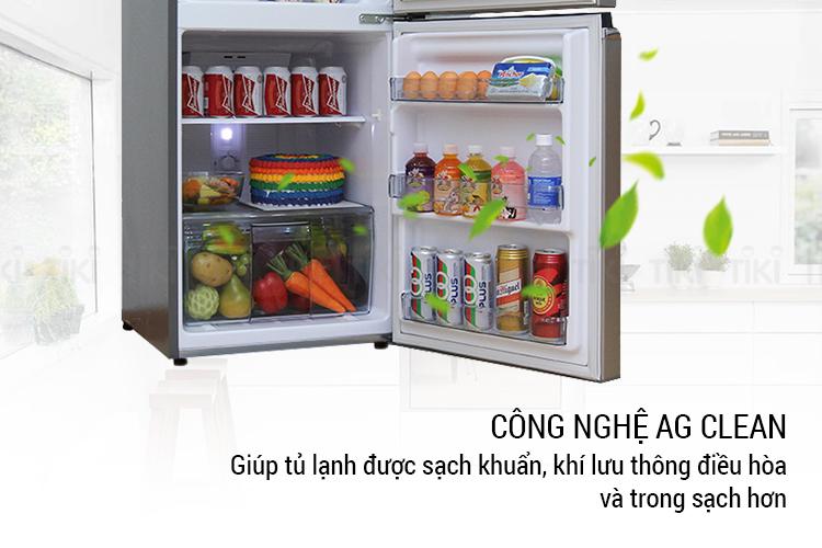 Tủ Lạnh Inverter Panasonic NR-BA178VSV1 (152L) - Hàng chính hãng