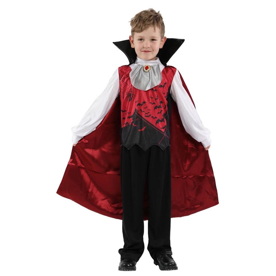 Đồ Hóa Trang Halloween Cho Bé Trai - Hoàng Tử Dơi Ma Cà Rồng HMB0187 | The  Vampire Bat Boy