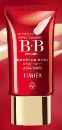 Kem Chống Nắng BB Tingmei TIMIER SPF30+/PA+++ Trắng