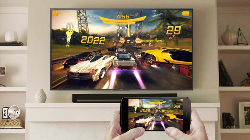 Android Tivi Sony 49 inch KDL-49W800G - Hàng chính hãng