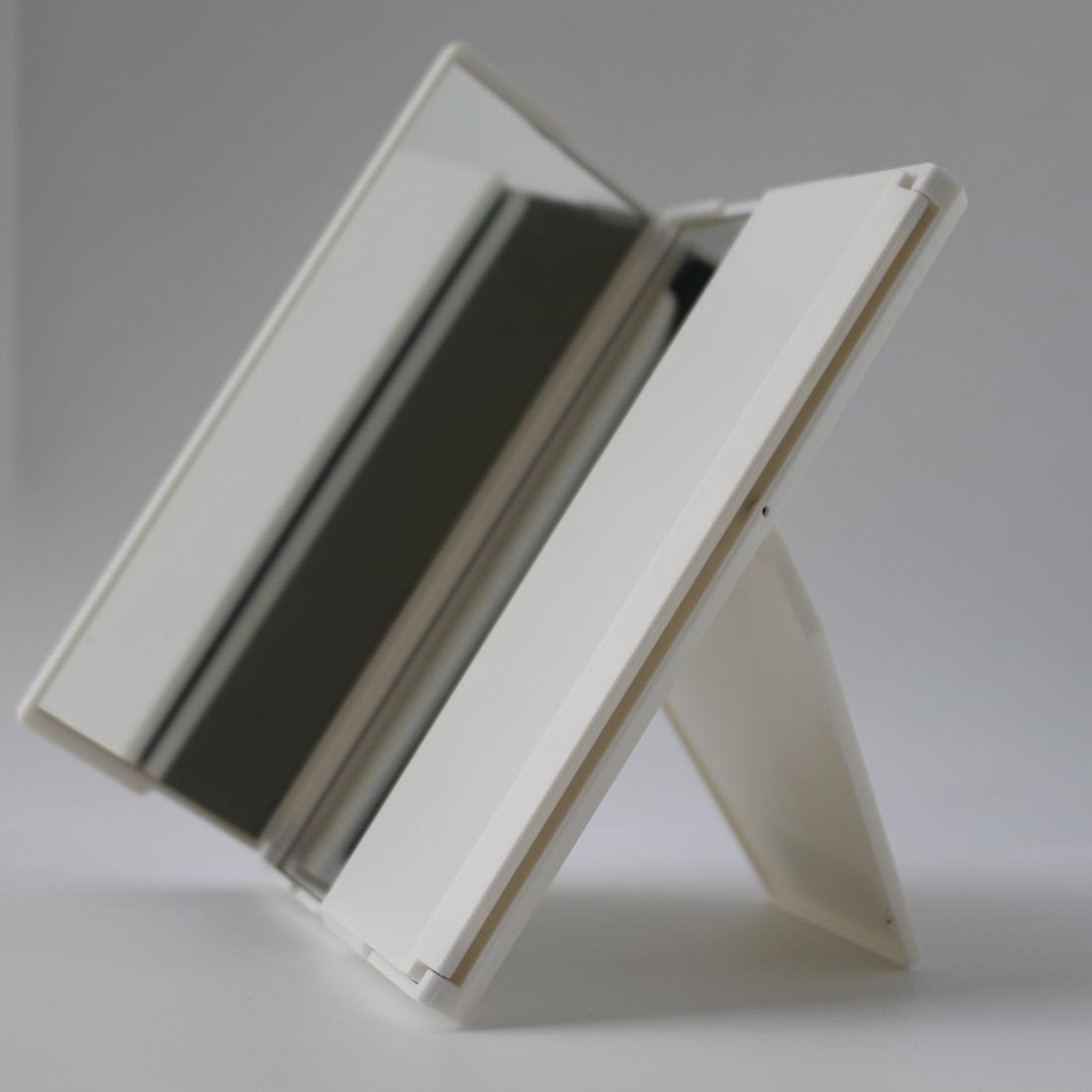 Gương trang điểm để bàn dạng gập MINISO MEDIUM FOLDING MIRROR - MNS031 1