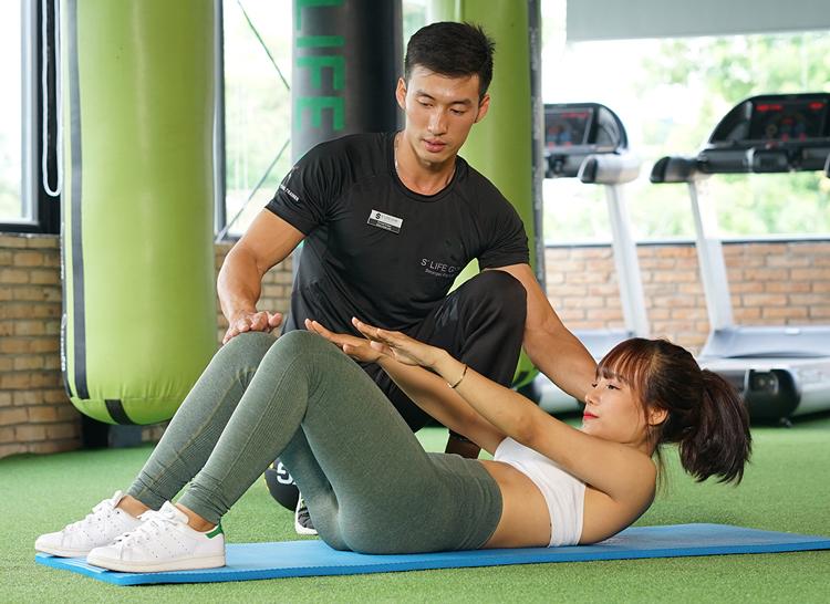 S'Life Gym - Trọn Gói 6 Tháng Tập Gym, Yoga, Zumba, Dance, Kickboxing Không Giới Hạn Thời Gian Tập