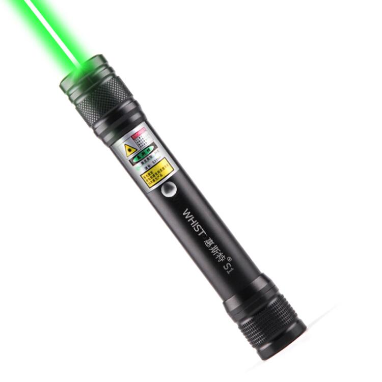 Bút Laser Ánh Sáng Xanh Whist S1
